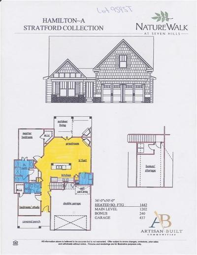 Dallas Single Family Home For Sale: 80 Azalea Crossing