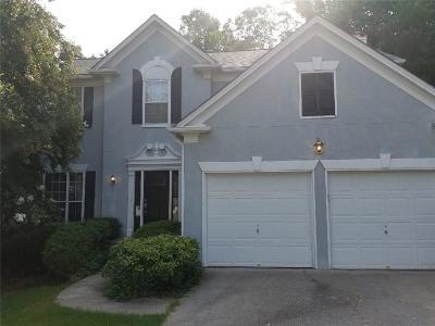 Alpharetta  Single Family Home For Sale: 545 Tammany Pointe