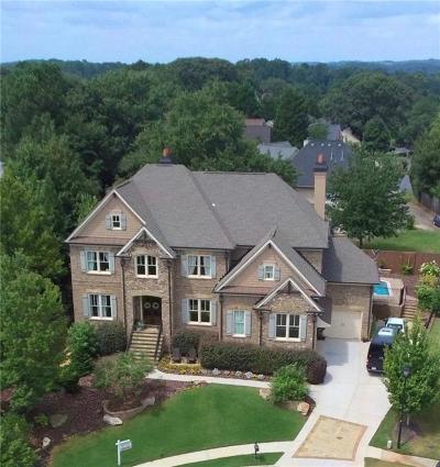 Alpharetta GA Single Family Home For Sale: $1,150,000