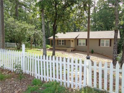 Canton Single Family Home For Sale: 694 Ridge Road