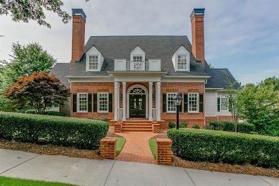 Suwanee Single Family Home For Sale: 4674 Meadow Bluff Lane