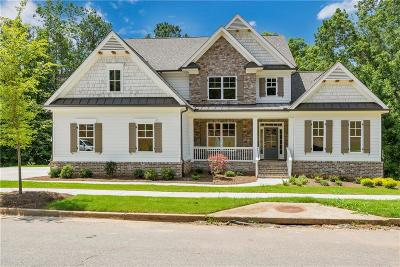 Cherokee County Single Family Home For Sale: 341 Peninsula Pointe