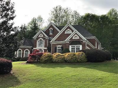 Fulton County Single Family Home For Sale: 1105 Richmond Glen Circle