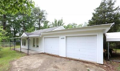 Henry County Single Family Home For Sale: 1438 Hwy 3