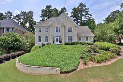 Cobb County Single Family Home For Sale: 67 Gatewood Drive