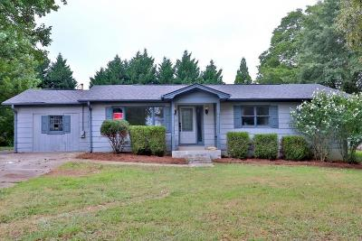 Loganville Single Family Home For Sale: 626 Lee Byrd Road