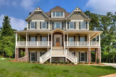 Bartow County Single Family Home For Sale: 29 River Birch Drive
