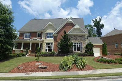Alpharetta Single Family Home For Sale: 11038 Estates Circle