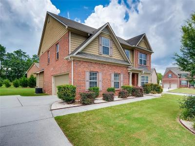 Loganville Single Family Home For Sale: 3112 Hollowstone Drive