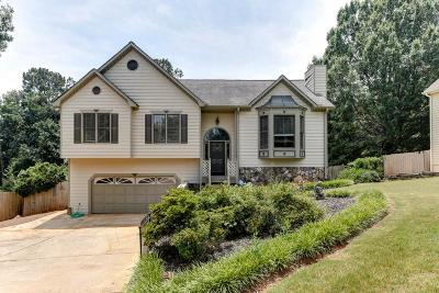 Woodstock GA Single Family Home For Sale: $275,000