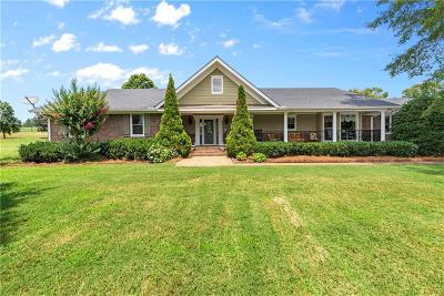Cartersville Single Family Home For Sale: 35 Walker Road NW