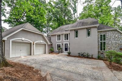 Brookhaven Single Family Home For Sale: 3895 Chaucer Wood NE