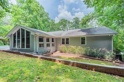 Single Family Home For Sale: 905 Niskey Lake Circle SW