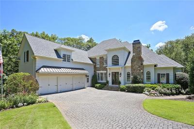 Single Family Home For Sale: 4856 Rivercliff Drive