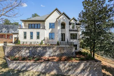 Atlanta GA Single Family Home For Sale: $1,595,000
