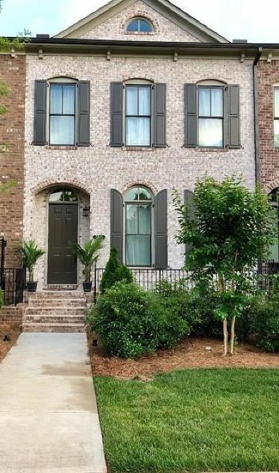 Kennesaw Condo/Townhouse For Sale: 568 Village Park Drive NW #3