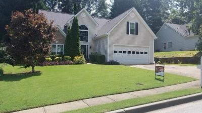 Buford Single Family Home For Sale: 5415 Lenox Park Place