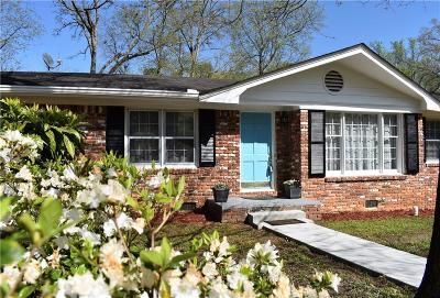 Atlanta Single Family Home For Sale: 3105 Wanda Woods Drive