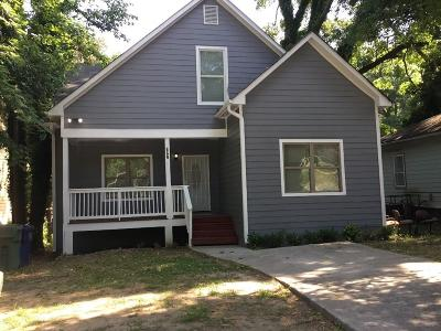 Atlanta GA Single Family Home For Sale: $259,000