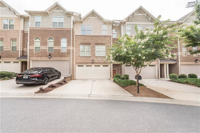 Atlanta GA Condo/Townhouse For Sale: $389,000