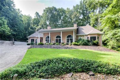 Cobb County Single Family Home For Sale: 4182 Parish Drive