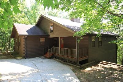 Jasper Single Family Home For Sale: 174 Sassafras Mountain Trail