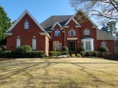 Single Family Home For Sale: 633 Belmont Crest Drive SE