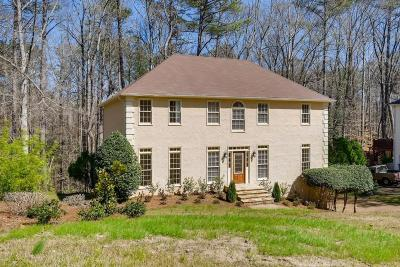 Cobb County Single Family Home For Sale: 3016 Manning Drive