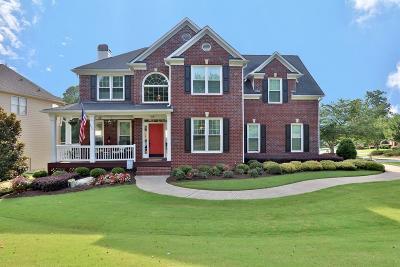 Forsyth County Single Family Home For Sale: 2615 Saddlebrook Glen Drive