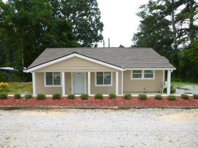 Dallas Single Family Home For Sale: 3032 Dallas Acworth Highway