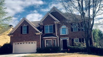 Lawrenceville Single Family Home For Sale: 1425 Turtle Dove Lane