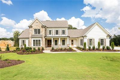 Milton GA Single Family Home For Sale: $974,900