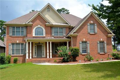 Dacula Single Family Home For Sale: 4080 Jim Moore Road