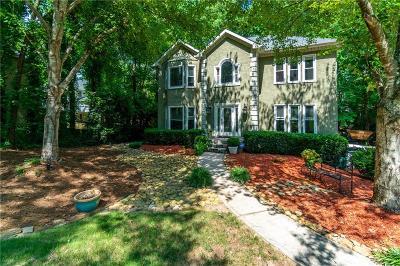 Marietta Single Family Home For Sale: 4528 Club House Drive