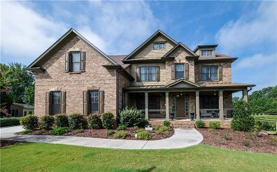 Johns Creek Single Family Home For Sale: 7962 Amawalk Circle