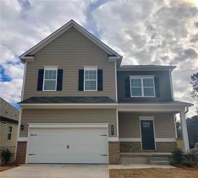Holly Springs Single Family Home For Sale: 207 Woodford Drive