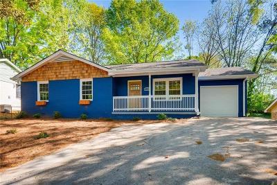 Fulton County Single Family Home For Sale: 1996 Virginia Avenue