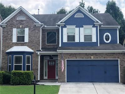 Atlanta Single Family Home For Sale: 2069 Hatteras Way NW