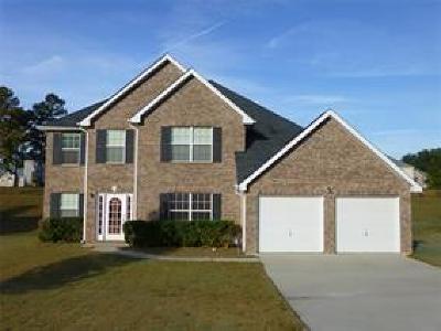 McDonough Single Family Home For Sale: 1021 Maris Lane