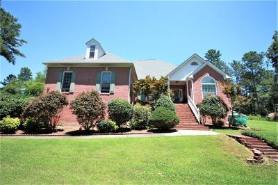 Lawrenceville Single Family Home For Sale: 1240 Chandler Road