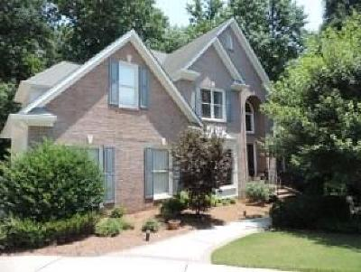 Forsyth County Single Family Home For Sale: 3835 Sweetwater Drive