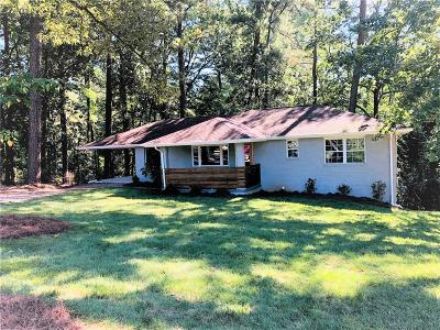 Atlanta Single Family Home For Sale: 2800 Clifton Church Road SE