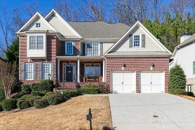 Marietta Single Family Home For Sale: 415 Wallis Farm Way