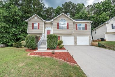 Acworth Single Family Home For Sale: 3815 Autumn View Lane