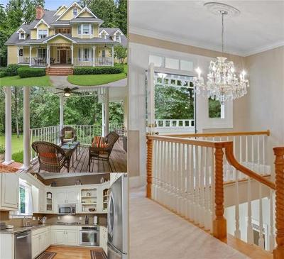 Johns Creek Single Family Home For Sale: 5390 Skidaway Drive