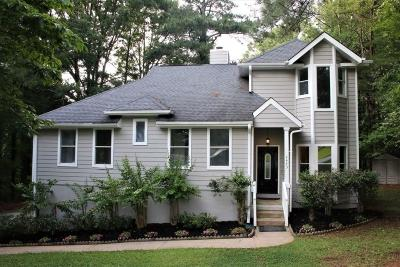Roswell Single Family Home For Sale: 4443 Coventry Court NE