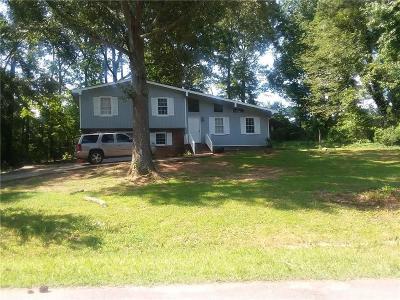 Carrollton Single Family Home For Sale: 260 Sage Drive