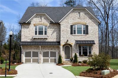 Alpharetta Single Family Home For Sale: 3667 Strath Drive
