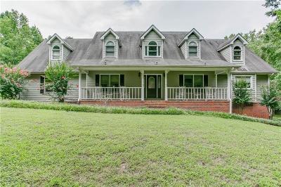 Braselton Single Family Home For Sale: 877 Ednaville Road