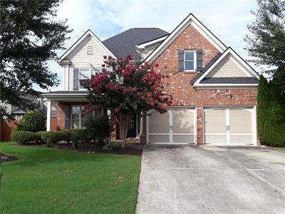 Loganville Single Family Home For Sale: 211 Misty Grove Drive